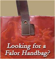 Buy a Falor Handbag